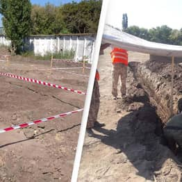 Thousands Of Bodies Discovered In Mass-Grave From Stalin-Era Ukraine