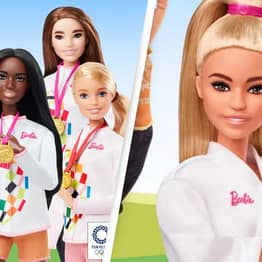 Barbie Faces Backlash Over Racial Representation In Olympics Collection