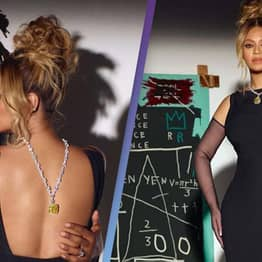 Beyoncé's Tiffany Campaign Sparks Controversy After Fans Accuse Her Of Wearing A 'Blood Diamond'