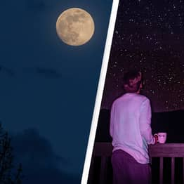 'Real Blue Moon' To Be Joined By Jupiter And Saturn This Week