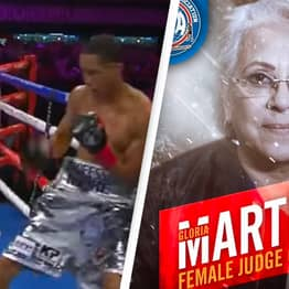 Boxing Judge Suspended Over 'Racist' Scorecard And Tweets
