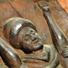 Carpenter's Rude Carving In Church Is Exposed Hundreds Of Years Later