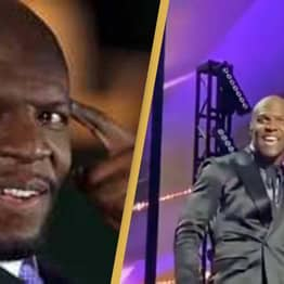 Terry Crews Recreates Iconic White Chicks Routine By Dancing To A Thousand Miles