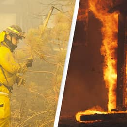 Landowners Pull Guns On Firefighters Trying To Rescue Them From Wildfires