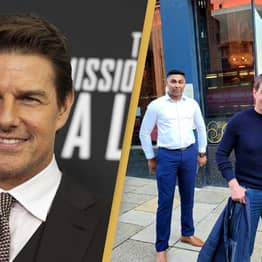 Tom Cruise Curry House Picture And Order Of Choice Has Baffled The Internet