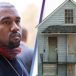 Kanye West's Cryptic Instagram Childhood Home Post Leads To Incoming Donda Speculation
