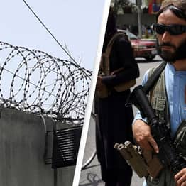 Afghanistan: Kabul Chaos As Women 'Throw Their Babies Over Razor Wire, Asking Soldiers To Take Them'