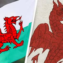 People Are Demanding That The Welsh Dragon Be Given A Penis On All Flags