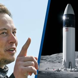 Elon Musk Says He Could 'Probably' Land Humans On Moon Before 2024