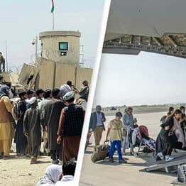 Afghanistan: 350 British And Afghan Nationals Set To Be Evacuated In Next 24 Hours