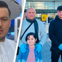 Afghanistan: A British Man Had A Gun Put To His Head While Trapped In Kabul With Family