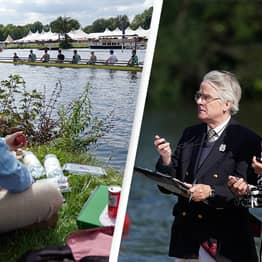 Women Finally Allowed To Wear Trousers At Henley For The First Time In 182 Years