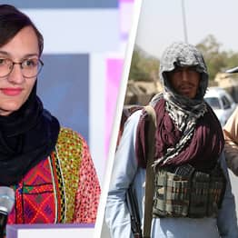 Afghanistan: Female Mayor, 27, Says She's Waiting For Taliban To 'Come And Kill Me'