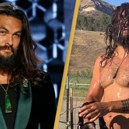 Jason Momoa Reveals Whether He Showers Or Not