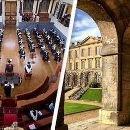 Oxford College Under Fire Over 21% Non-White Student Target