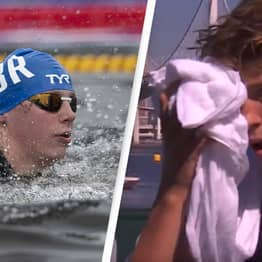 Olympian Shares Gruesome Injury From Painful Pool Clash That Forced Him To Retire