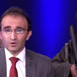 Terrifying Footage Shows Afghan Anchorman Read The News Surrounded By Gun-Wielding Taliban