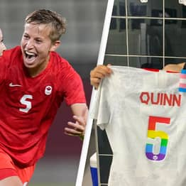 Footballer Guaranteed To Become First Trans And Non-Binary Athlete To Win Olympic Medal