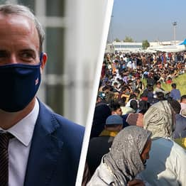 Afghanistan: Dominic Raab Spotted 'Lounging On Beach' In Crete Day Kabul Fell