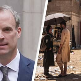 Dominic Raab Says He Did Not Go Paddleboarding When Kabul Fell Because 'The Sea Was Closed'