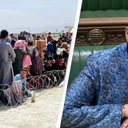 Afghanistan: UK 'Cannot Accommodate 20,000 People In One Go', Priti Patel Says