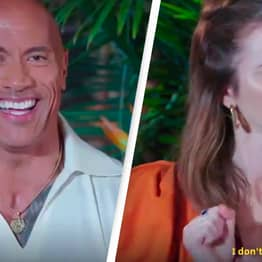 Dwayne 'The Rock' Johnson Can't Believe Emily Blunt's Worst Phobia