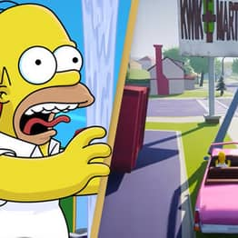 Someone Remade The Simpsons: Hit And Run In Just One Week