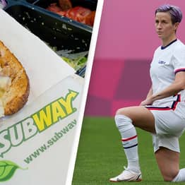 Subway Franchises In Red States Are Blaming Megan Rapinoe For Poor Sales
