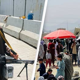 Afghanistan: Shots Fired Outside Kabul Airport As Taliban Try To Control Crowds