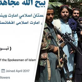 Twitter Will Allow Taliban Account As Long As They Don't 'Glorify Violence'