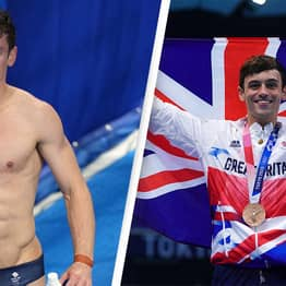 Tom Daley Responds After Being Targeted In Homophobic Attack By Russian Media