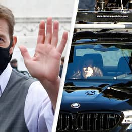 Tom Cruise Has 'Thousands Of Pounds Of Luggage' Stolen From £100k BMW
