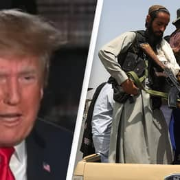 Trump Claims The Taliban Are 'Really Smart' And 'Good Fighters' Who Have Been Around For 1,000 Years