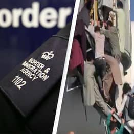 UK Grants Afghan Asylum Seekers Permission To Flee Taliban To UK Without Passport