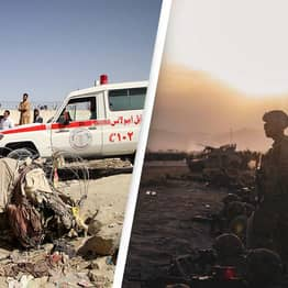 Afghanistan: US Airstrike Targets ISIS-K Following Kabul Airport Attack