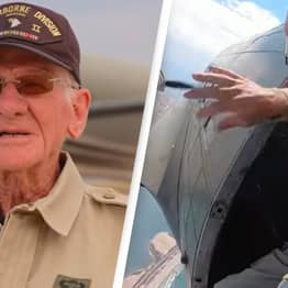 Incredible Video Shows World War II Vet Jumping Out Of Plane To Celebrate 100th Birthday