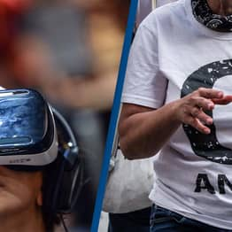 Woman Spends $400 On VR Headset To Get Facebook Account Back Following QAnon-Related Deletion