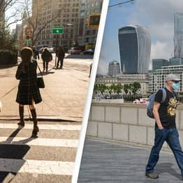 Americans Are Baffled By How Far People Normally Walk In The UK