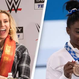 WWE Star Under Fire For Joking About Simone Biles 'Nervous Breakdown' At Olympics