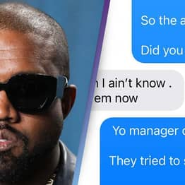 Kanye West's Texts Suggest He 'Won't Drop Donda Because Of Dababy'