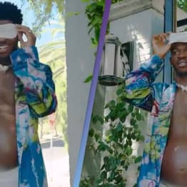 No One Showed Up To Lil Nas X's Baby Shower In Teaser Video