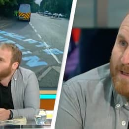 Insulate Britain M25 Protester Storms Off GMB In Heated Debate