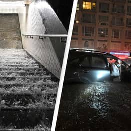 At Least 22 Dead In New York Flash Flood Chaos