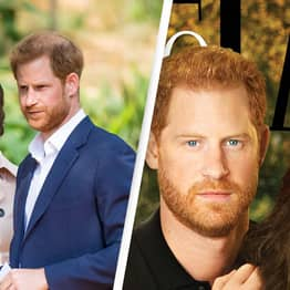 Harry And Meghan Star On Cover Of Time's Most Influential People 2021