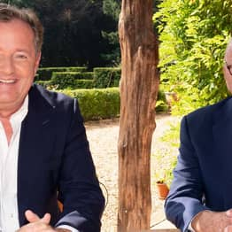 Piers Morgan Signs Global TV Deal With News Corp And Fox News