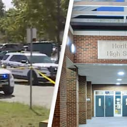School Shooting Reported To Be 'Major Incident' As Police Rush The Building