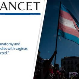 Medical Journal Sparks Outrage With 'Bodies With Vaginas' Cover