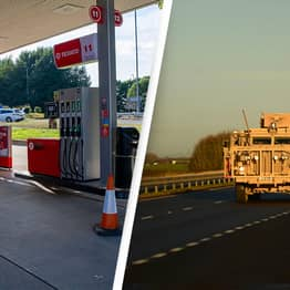 British Army Put On Standby To Assist UK Fuel Crisis