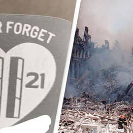 Couple Slammed For 'Disgusting' 9/11-Themed Wedding