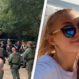 Gabby Petito: FBI Conducting Search Of 'Vast' Reserve Area For Fiancé